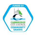 Funded by Cambridge City Council Community Grants